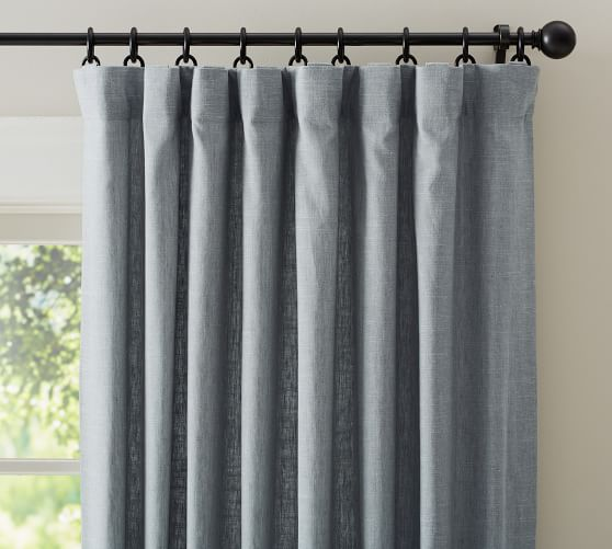 Cotton:Linen curtain